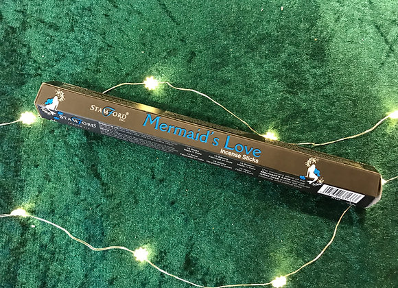 """Mermaids Love"" Stamford Stick Incense"