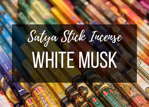 Sayta White Musk Incense