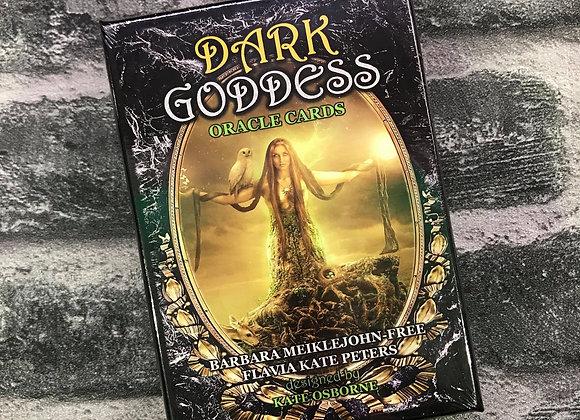 Dark Goddess Oracle Deck