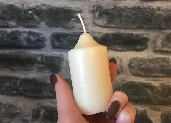 Votive Candle - White