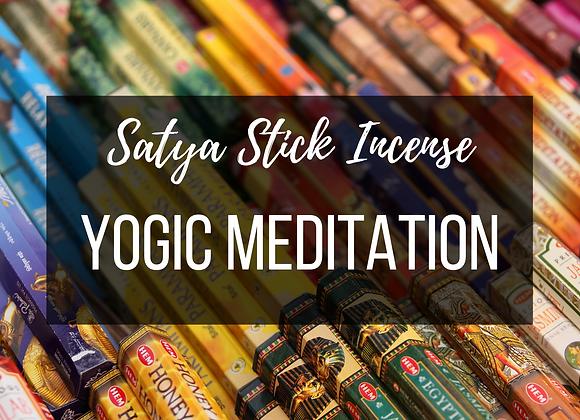 Yogic Meditation Incense
