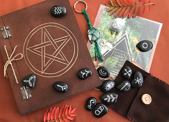 Monthly Mystery Box - August- Woodland Witching