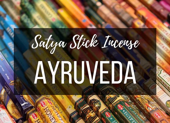 Sayta Ayurveda Incense