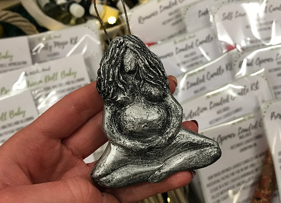 Goddess Tree 🌲 Decorations - Silver
