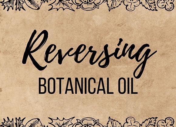 Reversing Condition Oil