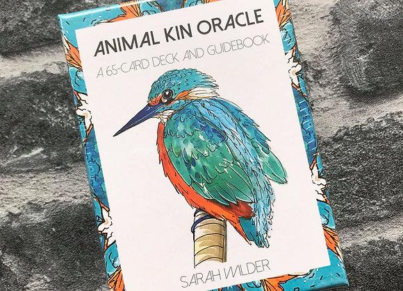 Animal Kin Oracle Deck