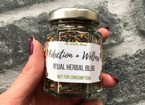 Protection and Wellness Herbal Blend