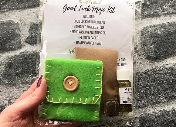 Good Luck Mojo Bag Kit
