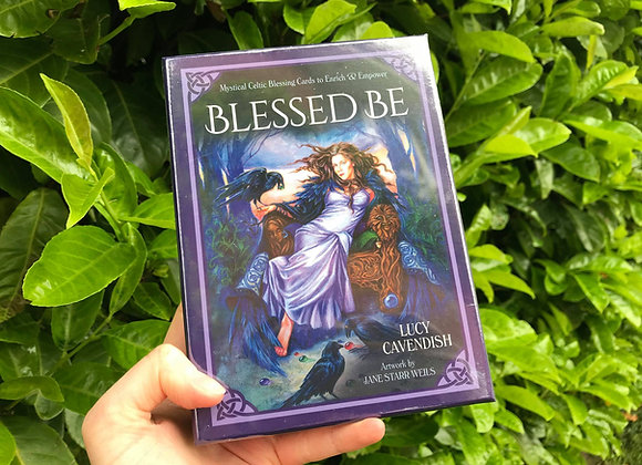 Blessed Be Oracle - Lucy Cavendish