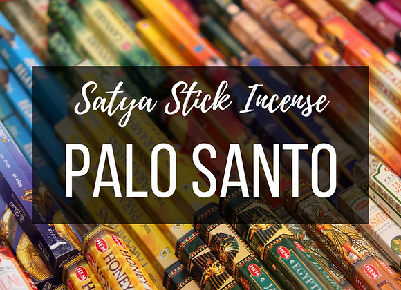 Sayta Palo Santo Incense
