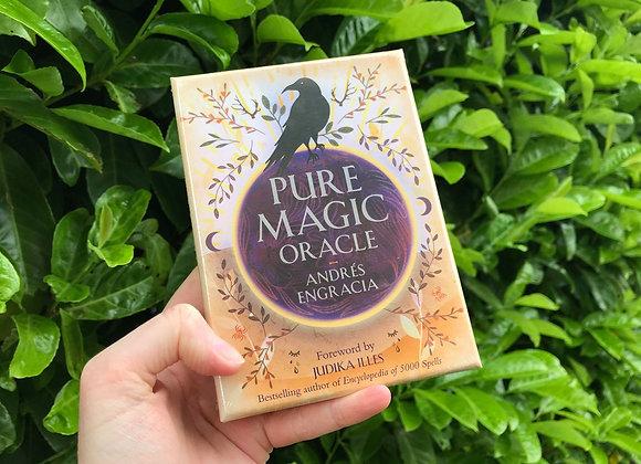 Pure Magic Oracle - Andres Engracia