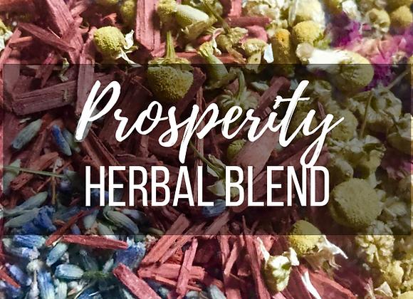 Prosperity Herbal Blend