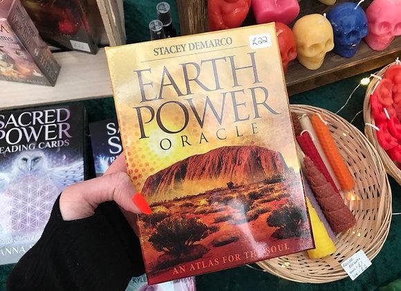 Earth Power Oracle Deck