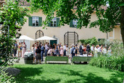 Hochzeit Schloss Gamlitz