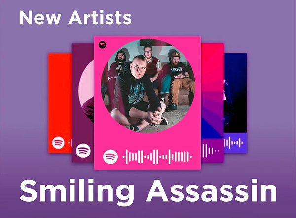 Listen to Smiling Assassin on Spotify