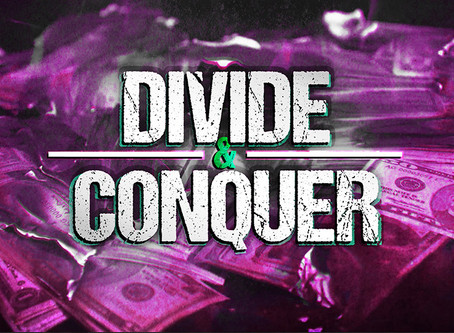 DIVIDE & CONQUER LYRIC VIDEO OUT NOW!