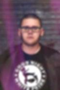 Josh Rogerson Guitarist for Hull Punk Band Smiling Assassin