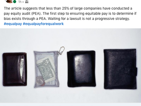 Using a Pay Equity Audit to Identify — and Fix — Pay Inequality at Your Company