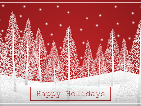 Season's Greetings from the POE Group