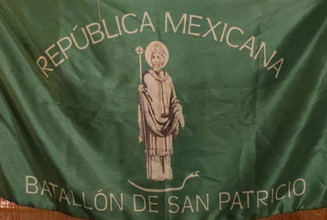 REMEMBERING THE ST. PATRICK'S BATTALION: IRISH AND MEXICAN SOLIDARITY AGAINST EMPIRE