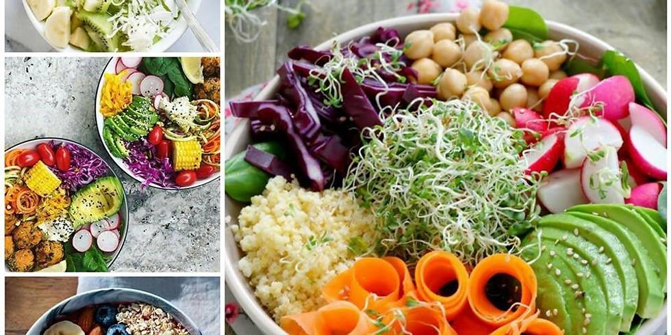 Ateliers culinaires : les Bowls