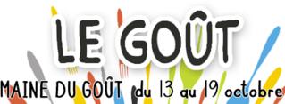 Semaine du goût 2014
