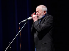 Corky Siegel canta blues