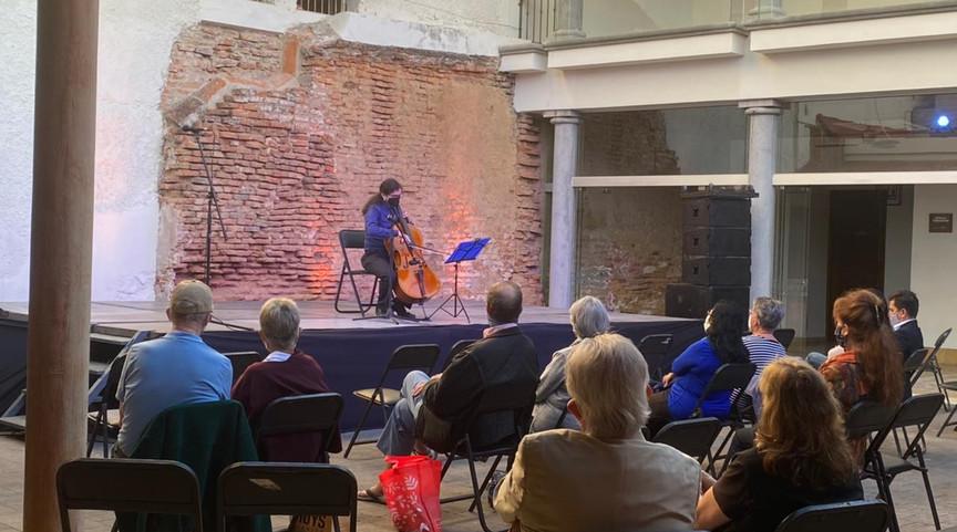 Suites de Bach para cello