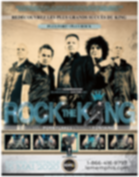 Rock The King affiche 11x14 2020.png