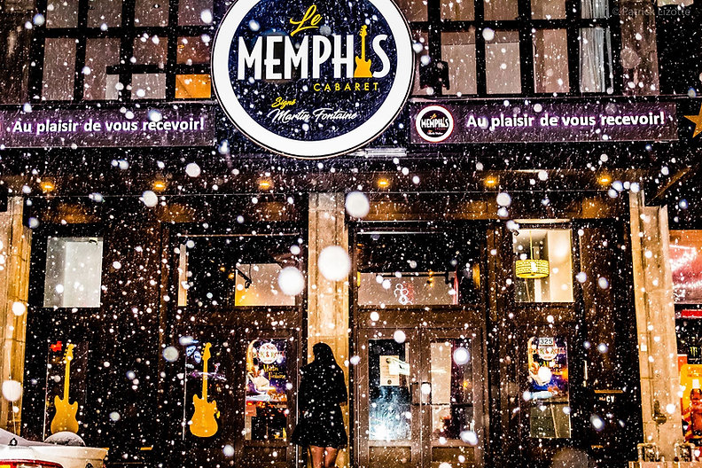 Le Memphis Cabaret @PatrickLizotte