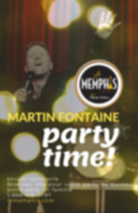 Party Time affiche vierge.png