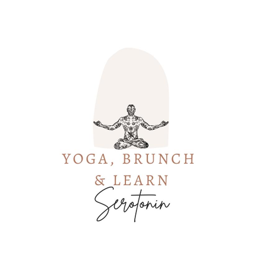 Yoga, Brunch & Learn - Serotonin