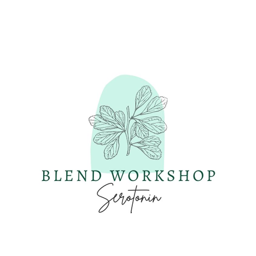 Blend Workshop - Serotonin