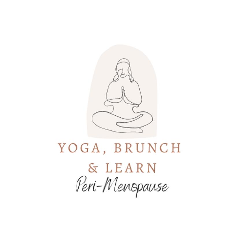 Yoga, Brunch & Learn - Perimenopause