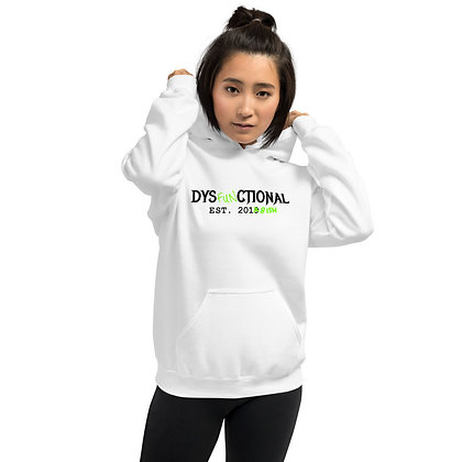 Dysfunctional EST hoodie (Women's)