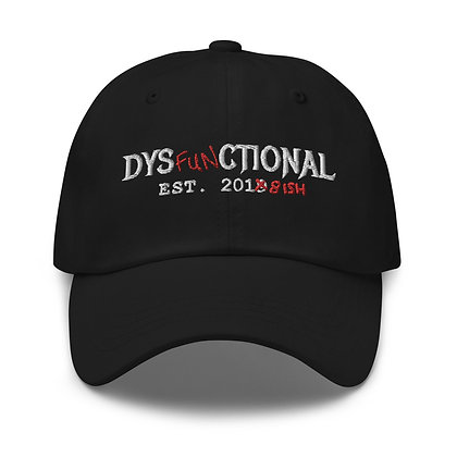 Dysfunctional Dad Hat