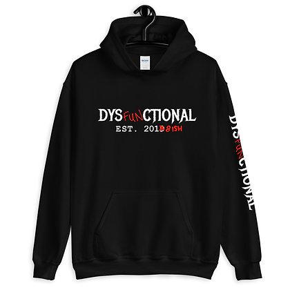 Dysfunctional EST hoodie