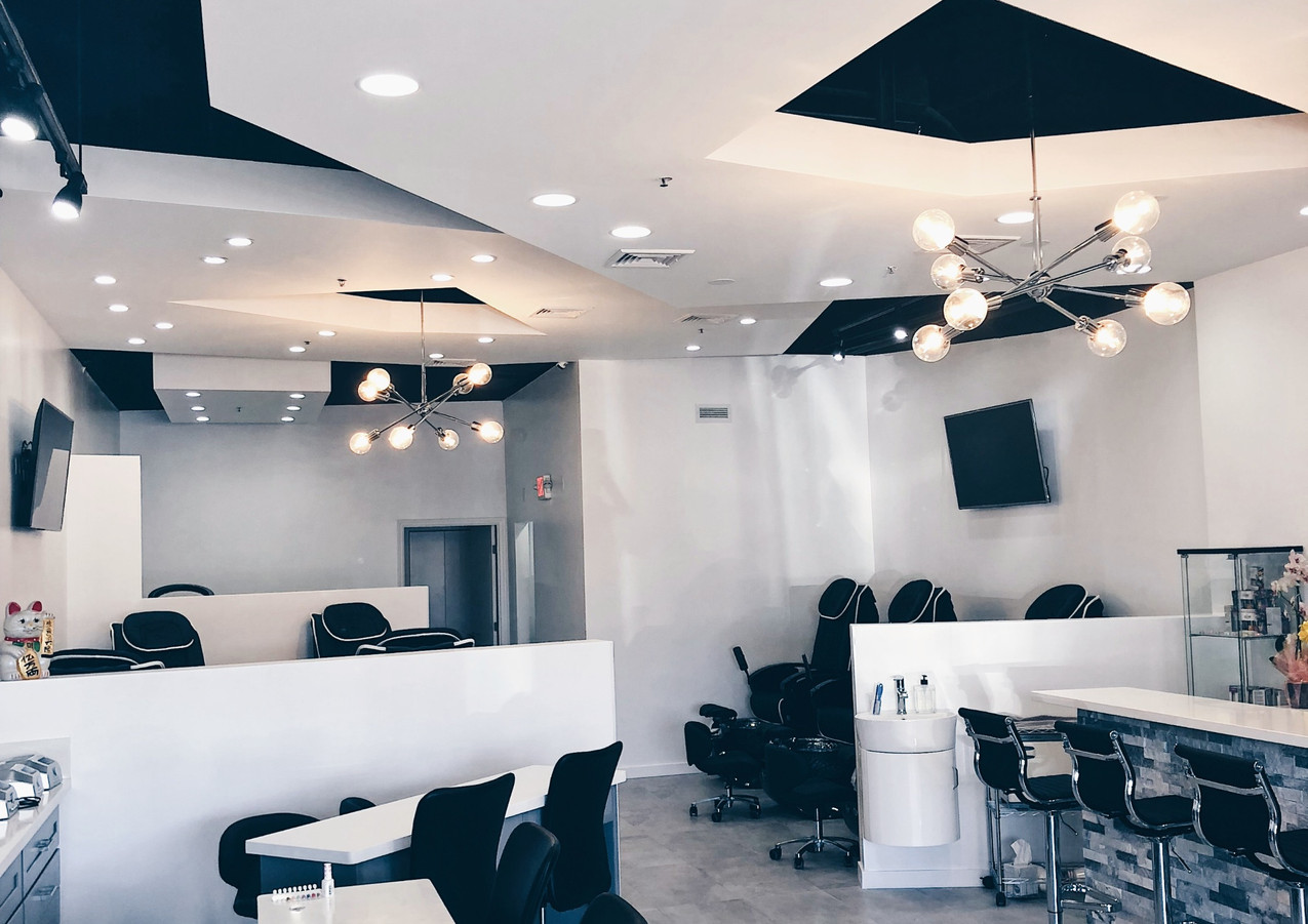 Lavish Nails Salon Commercial Retail