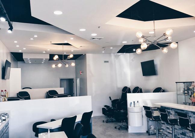 Lavish Nails Salon Commercial Retail