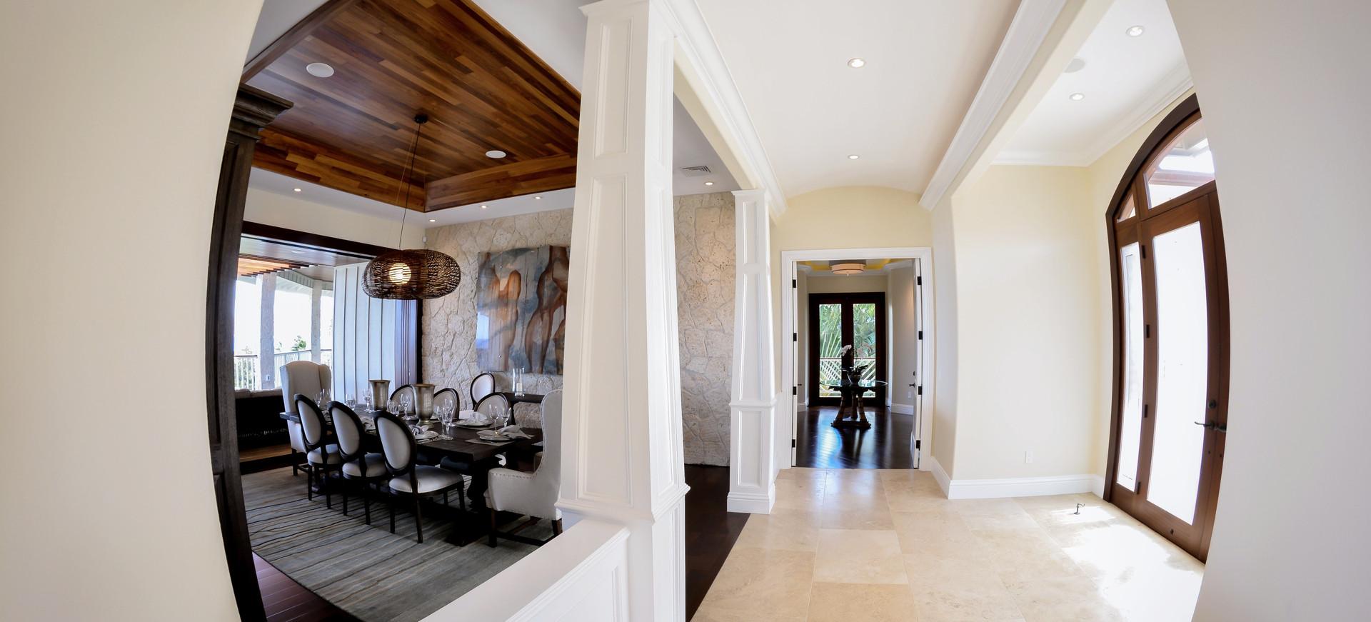 Hallway of Continental Hale