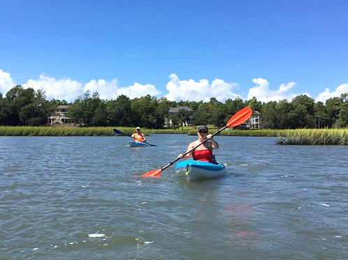 Kayak rental - daily