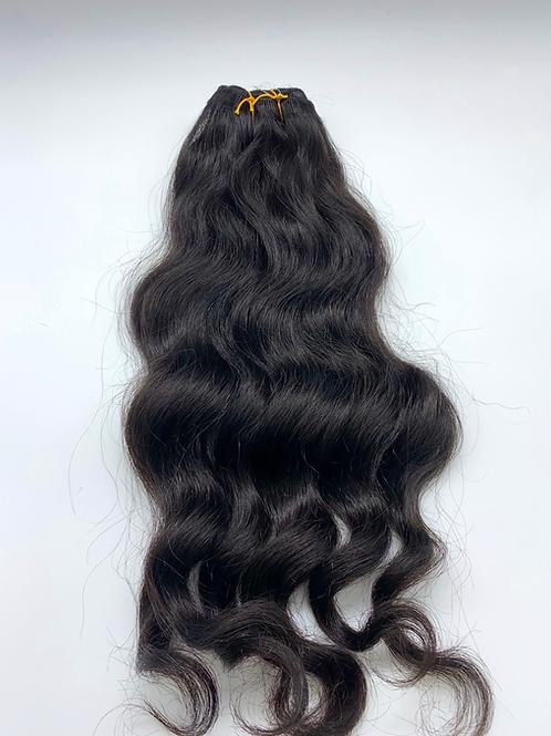 Indian wavy virgin hair