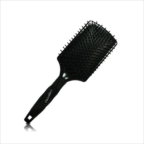 Detangling paddle brush