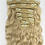 Thumbnail: 613/Blonde 7 Piece wavy clip ins