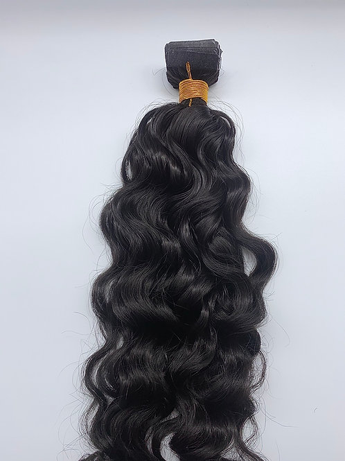 Wavy Tape-In Extensions