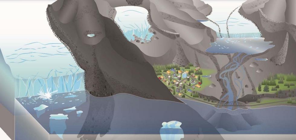 Emerging Glacier Hazards
