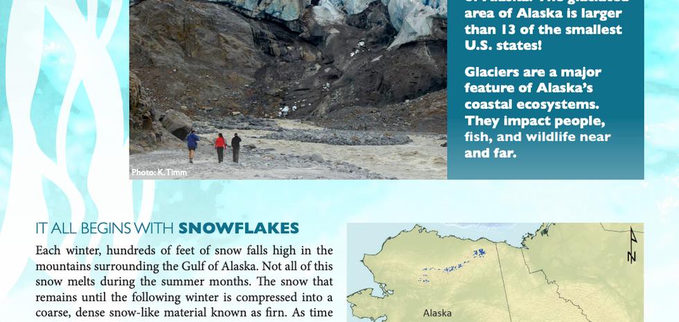 Icefield to Ocean Summary