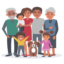 Families with Seniors on the Move