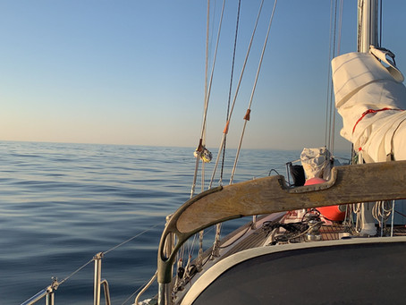 San Francisco to Santa Barbara: Our Mini-Cruising Adventure at Sea