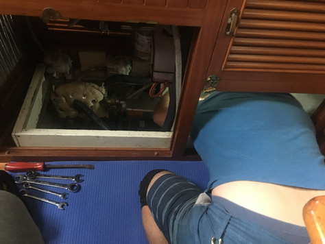 #Boatlife Woes - Our Current Challenge